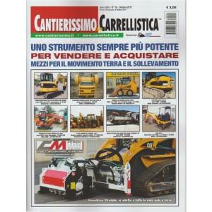 Cantierissimo con Carrellistica - mensile n. 10 Ottobre 2017
