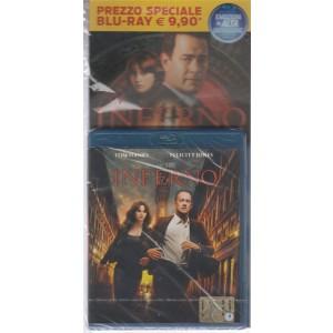 Blu-ray disc - Inferno - regia di Ron Howard