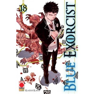 Manga: Blue Exorcist   18 - Manga Graphic Novel   109 - Planet Manga