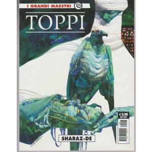 Cosmo Albi - I grandi maestri vol.15 - Toppi - Sharaze-De n.1