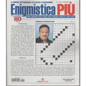 Enigmistica Più - settimanale n. 41 - 18 ottobre 2017