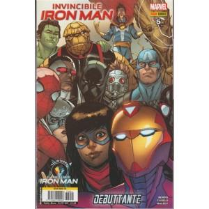 Invincibile Iron Man 5 - Iron Man 54 - Marvel Italia - Panini Comics