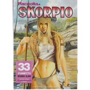 Raccolta di Skorpio - Mensile n. 532 Ottobre 2017 - editoriale AUREA