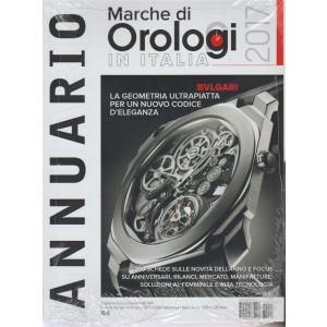 Marche Orologi in Italia - Annuario edizione 2017 - Ottobre 2017