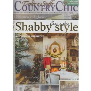 """Shabby Style """"Casa e Déco""""-bimestrale n.21 Ottobre 2017+Country chic:luglio 2016"""