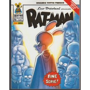 """Rat-Man Collection - mensile n. 122 Ottobre 2017  """"La fine della serie!"""