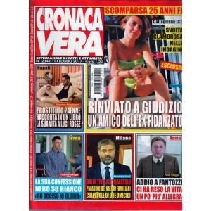 Nuova Cronaca Vera - settimanale n. 2341 - 11 Luglio 2017 Simona Floridia