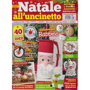 Mani D'oro uncinetto - n. 44 - bimestrale - Natale all'uncinetto
