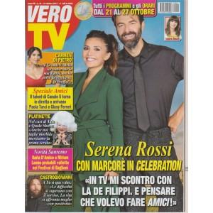 Vero Tv - settimanale n. 42 - 22 ottobre 2017 - diretto da Laura Bozzi