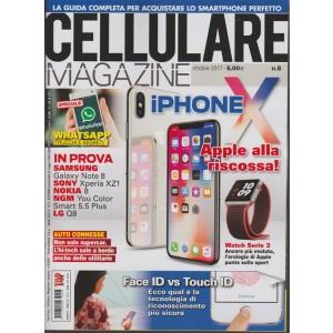 Cellulare Magazine - mensile n. 8 Ottobre 2017 - Apple alla riscossa!