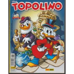 Disney Topolino - settimanale n. 3230 - 18 Ottobre 2017 - Panini comics