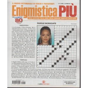 Enigmistica Più - Settimanale n. 42 - 25 Ottobre 2017
