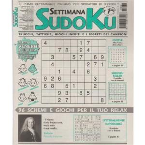 Settimana Sudoku - n. 636 - 20 Ottobre 2017