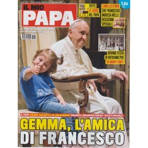 Il Mio Papa - settimanale n. 43 - 18 Ottobre 2017 - Tutte le sedie del Papa