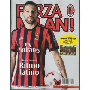 Forza Milan - mensile n. 10 (606) Ottobre 2017