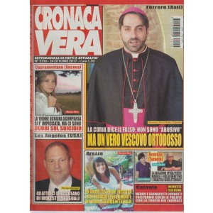Nuova Cronaca Vera - settimanale n. 2356 - 24 ottobre 2017