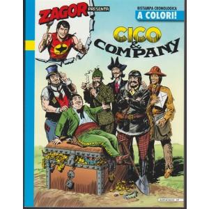 Zagor Presenta: Cico & Company collana Grandi storie n. 84 by edizioni IF