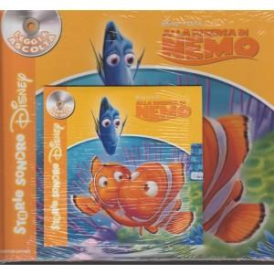 Storie sonore Disney: libro + CD - vol. 11 Alla ricerca di NEMO