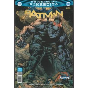 BATMAN 19 (132) - Universo DC Rinascita - DC Comics Lion