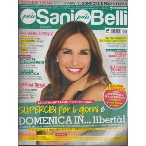 Più Sani Più Belli Magazine - mensile n. 83 Novembre 2017 Cristina Parodi