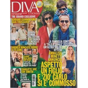 Diva e Donna - settimanale n.43 -31 Ottobre2017 - Andrea Roncato sposo a 70 anni