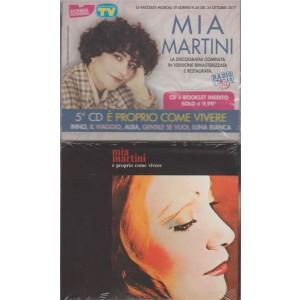 5° CD Mia Martini: è proprio come vivere By sorrisi e canzoni TV