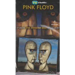 7° CD Pink Floyd: The division Bell by Sorrisi e canzoni TV