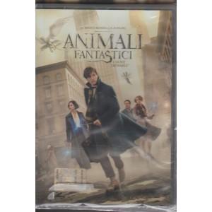 DVD - Animali Fantastici e dove trovarli dal magico mondo di J.K. Rowling