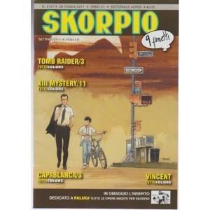 Skorpio - settimanale di fumetti n. 211 - 26 Ottobre 2017 - 9 Fumetti