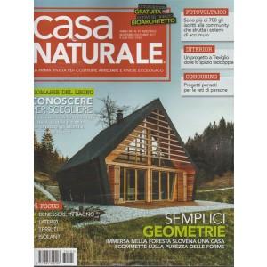 Casa Naturale - bimestrale n. 91 Novembre 2017 Biomasse del legno