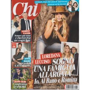 CHI - settimanale n. 45 - 25 Ottobre 2017 - Tatangelo & D'Alessio
