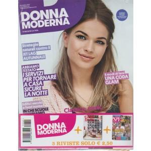 Donna Moderna - settimanale n. 45 - 25 Ottobre 2017+ Casa Facile - Ottobre 2017