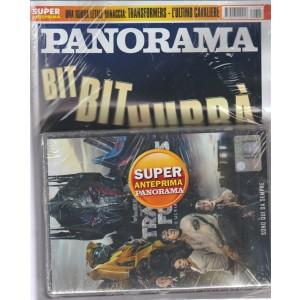 "Panorama -settim.n.45(2683)-26 Ottobre 2017+DVD Transformers""l'ultimo cavaliere"""