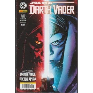 Darth Vader   27 - Darth Maul e Doctor Aphra 4 - Panini Dark   27