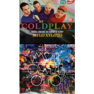 3° CD Coldplay - Mylo Xyloto - by Sorrisi e canzoni TV