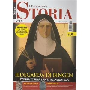 Gli Enigmi della Storia - mensile n. 20 Novembre 2017 - Ildegarda di Bingen