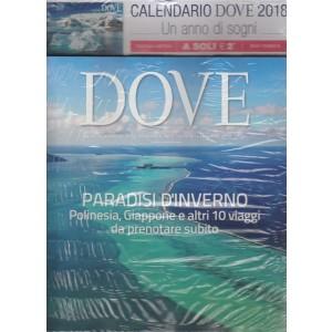 Dove - mensile n. 11 Novembre 2017 + Calendario di Dove 2018