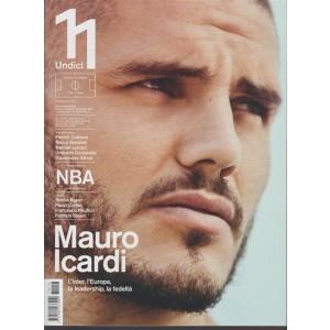 "Undici - bimestrale n. 18 - Ottobre 2017 - ""Mauro Icardi"""