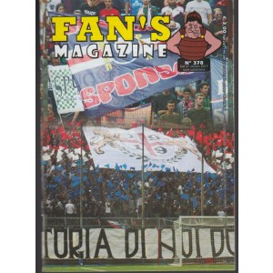 Fan's Magazine - quattordicinale n. 378 - 27 Ottobre 2017