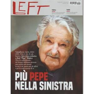 Left - settimanale n. 43 - 28 Ottobe 2017 - Più pepe nella sinistra