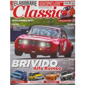 Elaborare Classic - bimestrale n. 9 Novembre 2017 Brivido Alfa Romeo