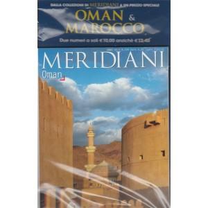 Meridiani - Offerta  e riviste - Oman & Marocco
