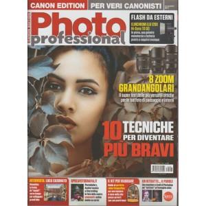 Professional Photo - mensile n.96 Novembre 2017 Canon Edition per veri canonisti