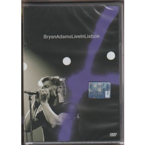 Dvd - Bryan Adams Live In Lisbon - rivivi un evento memorabile