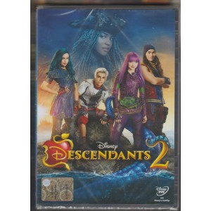 DVD - Disney Descendants 2 - Regista: Kenny Ortega