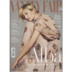 Vanity Fair - Settimanale n.44 - 8 Novembre 2017 Alba Rohrwacher 38 anni Attrice