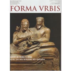 Forma Urbis - rivista mensile tecnico scientifica  n. 9 Settembre 2017