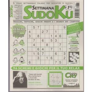 Settimana Sudoku n. 638  - 3 Novembre 2017