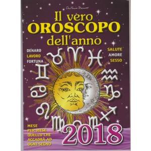 il Vero Oroscopo dell'Anno 2018 - Antonia Bonomi
