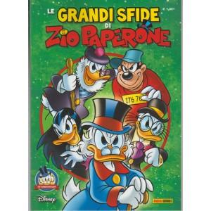 Disney - Le Grandi sfide di Zio Paperone - trimestrale - Novembre 2017